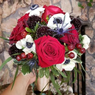 Bridal Bouquet Wedding