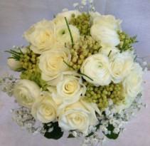 Bridal Bouquet Price Range: $95 - $135