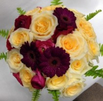 Bridal Bouquet Price Range: $96 - $146