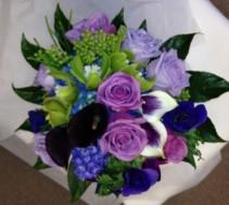 Bridal Bouquet Price Range: $125 - $225