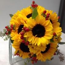 Bridal Bouquet Price Range: $72 - $97