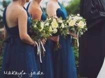 Bridesmaid Bouquets Price Range: $45 - $75