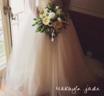 Bridal Bouquet Price Range: $95 - $165