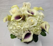 Bridal Bouquet Price Range: $127 - $175