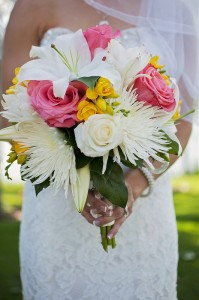 Bridal Bouquet Photo Cred: Kristine Leuze