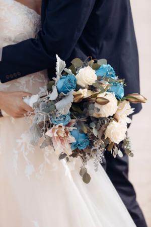 Bridal Bouquet Wedding in Las Vegas, NV | All In Bloom