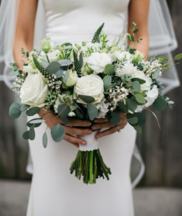 Bridal Bouquet  Wedding Arrangement
