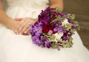 Fragrant obsession Bridal Bqt in Bryson City, NC | Village Florist & Christian Book Store
