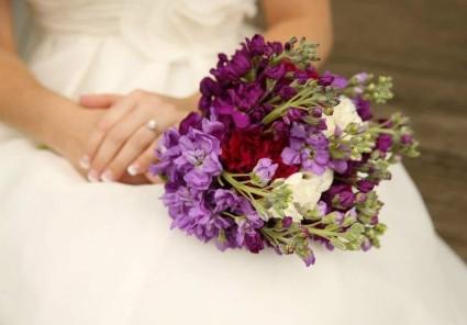 Fragrant obsession Bridal Bqt