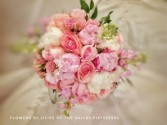 Bridal Bouquet  Wedding flowers  in Forest Hills, NY | FOREST HILLS LILIES OF THE VALLEY