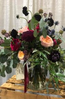 Bridal Fall Bouquet Bouquet
