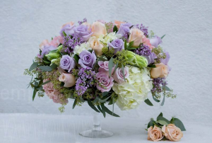 Purples and Pinks   in Oakville, ON | ANN'S FLOWER BOUTIQUE-Wedding & Event Florist
