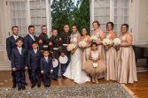 Bridal party Weddings by Barrys