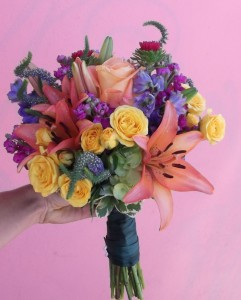 Bride 13 Bride Bouquets