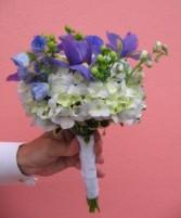Bride 16 Bride Bouquets