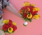 Bride 5 Bride Bouquets