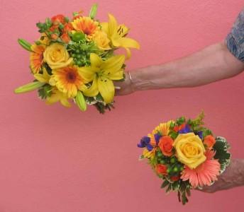 Bride 7 Bride Bouquets
