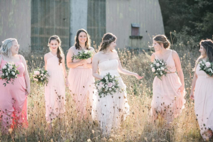 BRIDE, BRIDESMAIDS & MORE Complete wedding package in Halifax, NS | Twisted Willow