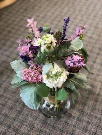 Country Garden Bride Bouquet
