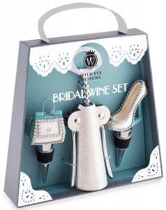 Bride Set Wine Bottle Stopper and Openers