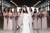 Bridal Designers Choice  Bridal Bouquet & Matching Boutonniere