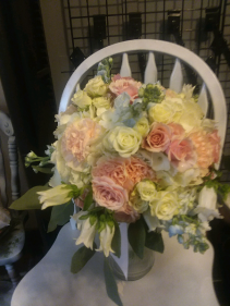 brides bouquet bridal