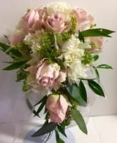 Bride's Bouquet - Spring Flow of Elegance