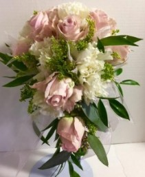 Bride's Bouquet  Flow of Elegance