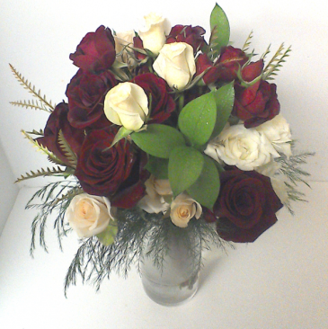 Brides Maids Bouquet Wedding Bouquet