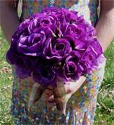 Bridesmaid Bouquet B022