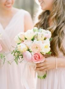 Bridesmaid bouquet bouquet