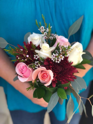 Bridesmaids Bouquet  in Albany, GA | WAY'S HOUSE OF FLOWERS