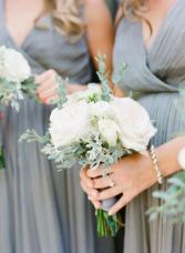 bridesmaids bouquet clutch bouquet
