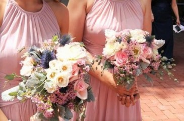 Bridesmaids Bouquets  Custom
