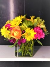 Bright and Beautiful Floral Arrangement