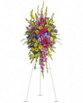 Bright and Beautiful Spray T249-3A