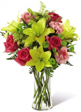Bright and Beautiful Vase