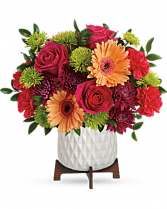 Bright and Cheerful Arrangement
