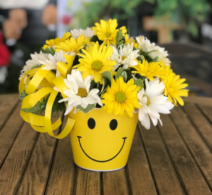Smiley Bouquet Just To Make Her Smile in West Monroe, LA   ALL OCCASIONS FLOWERS AND GIFTS