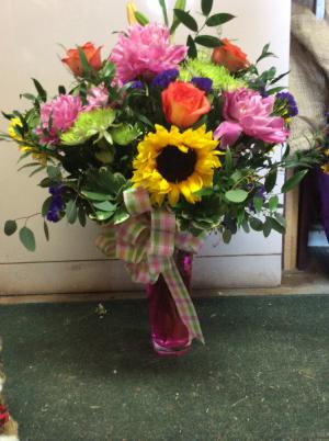 Bright and Cheery Birthday  in Walnut Grove, GA | APRILS ROSE GARDEN