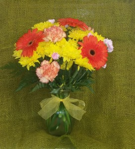 Bright and Daisy Arrangement