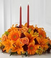 Bright Autumn Centerpiece Fall Centerpiece