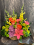 Bright Basket Fresh Flowers