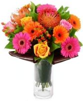 BRIGHT & BEAUTIFUL BOUQUET