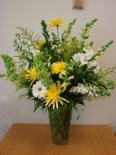 BRIGHT & BEAUTIFUL  Vase Arrangement