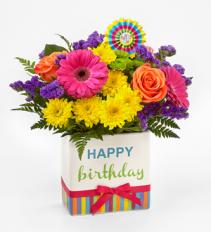 Bright Birthday Bouquet