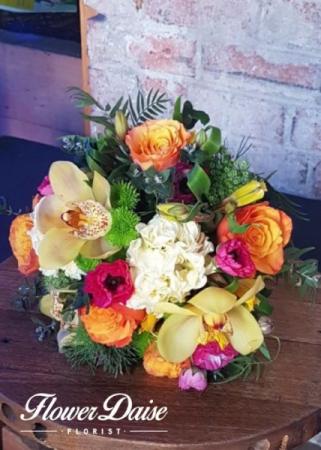 Bright Bridal Bouquet Bridal Bouquet