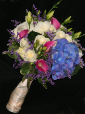 Bright Bridal Bouquet Wedding Flowers