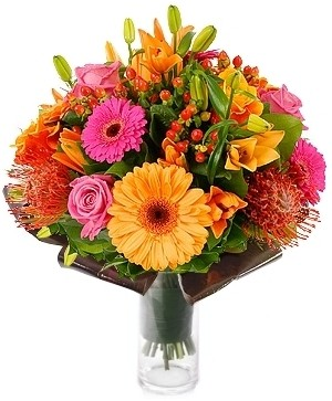 BRIGHT & CHEERY BOUQUET
