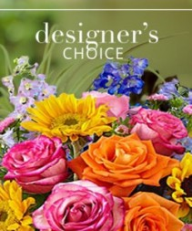 'BRIGHT & CHEERY' Colorful Vase - Custom Design everyday